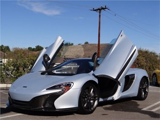 2016 McLaren 650S for sale in Beverly Hills, California 90211
