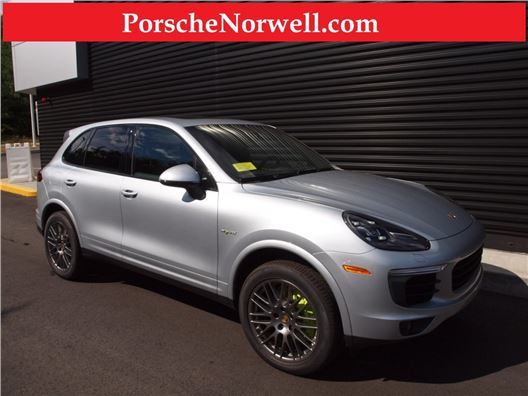 2017 Porsche Cayenne E-Hybrid for sale in Norwell, Massachusetts 02061