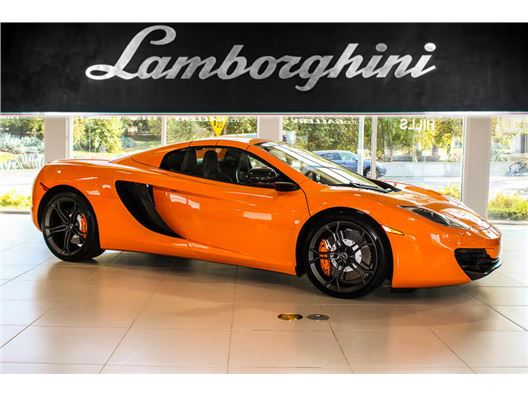 2014 McLaren MP4-12C Spider for sale in Woodland Hills, California 91364
