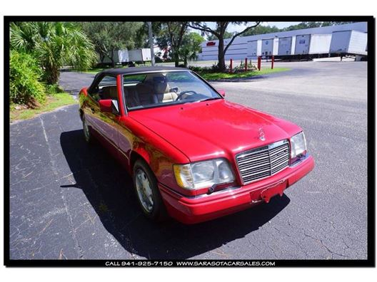 1995 Mercedes-Benz E-Class for sale in Sarasota, Florida 34232