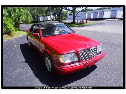 1995 Mercedes-Benz E-Class for sale in Sarasota, Florida 34232