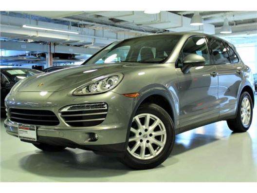 2014 Porsche Cayenne for sale in New York, New York 10019
