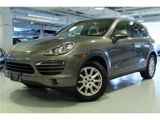 2014 Porsche Cayenne for sale in New York, New York 10019