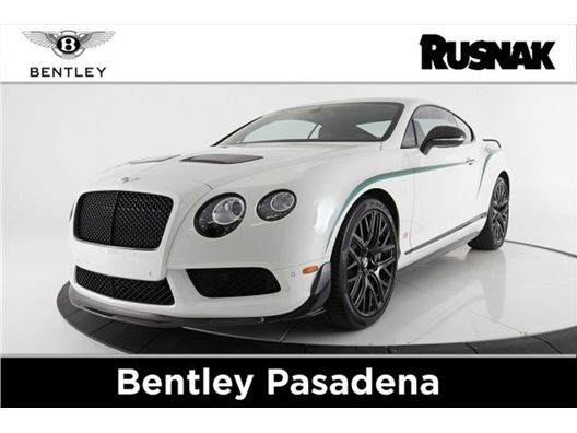 2015 Bentley Continental for sale in Pasadena, California 91105