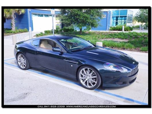 2005 Aston Martin DB9 for sale in Sarasota, Florida 34232