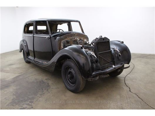 1950 Rolls-Royce Silver Wraith for sale in Los Angeles, California 90063