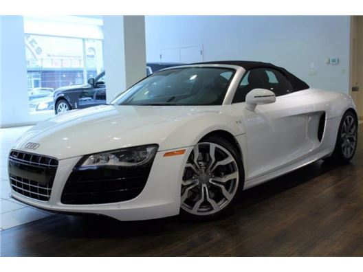 2011 Audi R8 for sale in New York, New York 10019