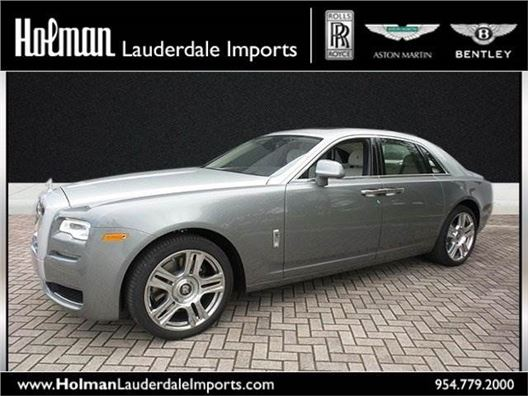 2017 Rolls-Royce Ghost for sale in Fort Lauderdale, Florida 33304