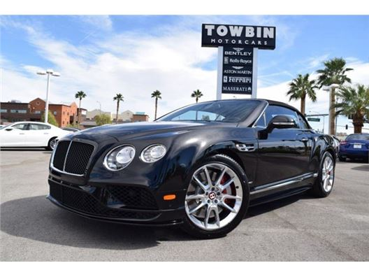 2017 Bentley Continental GT for sale in Las Vegas, Nevada 89146