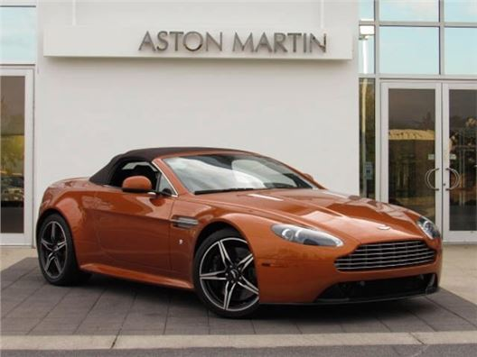 2016 Aston Martin V8 Vantage S for sale in Downers Grove, Illinois 60515
