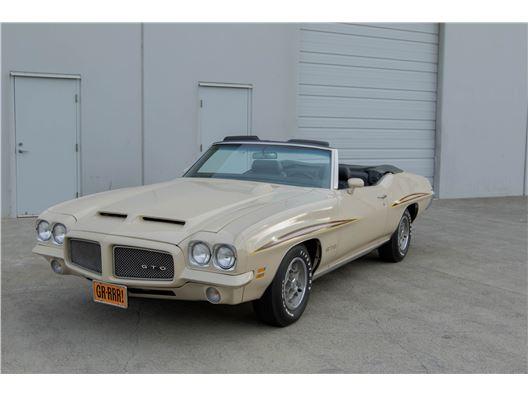 1971 Pontiac GTO for sale in Fairfield, California 94534