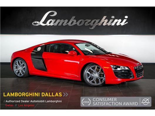 2011 Audi R8 for sale in Richardson, Texas 75080