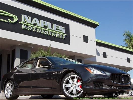 2014 Maserati Quattroporte for sale in Naples, Florida 34104