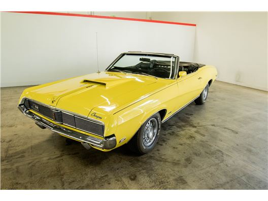 1969 Mercury Cougar for sale on GoCars.org