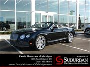 2017 Bentley Continental GTC V8 for sale in Troy, Michigan 48084