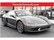 2017 Porsche 718 Cayman for sale in Norwell, Massachusetts 02061