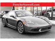 2017 Porsche 718 Cayman for sale in Norwell, Massachusetts 02061