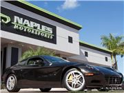 2006 Ferrari 612 for sale in Naples, Florida 34104