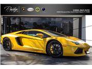 2013 Lamborghini Aventador for sale in North Miami Beach, Florida 33181