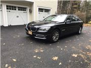 2013 BMW 7 Series for sale in New York, New York 10019