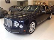 2016 Bentley Mulsanne for sale in New York, New York 10019