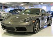 2017 Porsche 718 Cayman for sale in New York, New York 10019