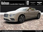 2017 Bentley Continental GTC V8 for sale in Fort Lauderdale, Florida 33304