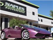 2017 Lamborghini Huracan for sale in Naples, Florida 34104