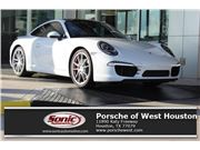 2013 Porsche 911 for sale in Houston, Texas 77079