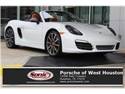 2014 Porsche Boxster for sale in Houston, Texas 77079