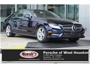 2012 Mercedes-Benz CLS-Class for sale in Houston, Texas 77079