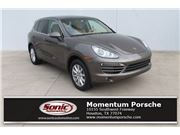 2012 Porsche Cayenne for sale in Houston, Texas 77079