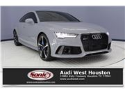 2016 Audi RS 7 for sale in Houston, Texas 77079