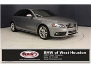 2011 Audi S4 for sale in Houston, Texas 77079