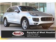 2016 Porsche Cayenne for sale in Houston, Texas 77079