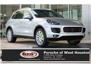 2016 Porsche Cayenne E-Hybrid for sale in Houston, Texas 77079