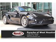 2016 Porsche Cayman for sale in Houston, Texas 77079