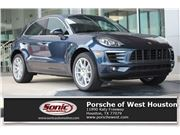 2016 Porsche Macan for sale in Houston, Texas 77079