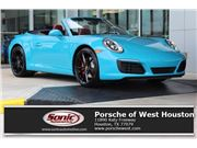 2017 Porsche 911 for sale in Houston, Texas 77079