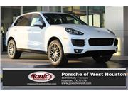 2017 Porsche Cayenne for sale in Houston, Texas 77079