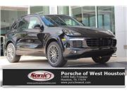 2017 Porsche Cayenne for sale in Houston, Texas 77079