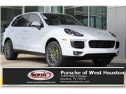 2017 Porsche Cayenne E-Hybrid for sale in Houston, Texas 77079