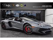 2017 Lamborghini Aventador SuperVeloce for sale in North Miami Beach, Florida 33181