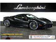 2016 Ferrari 488 GTB for sale in Richardson, Texas 75080