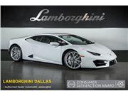 2016 Lamborghini Huracan for sale in Richardson, Texas 75080