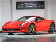 2013 Ferrari 458 Italia for sale in Burr Ridge, Illinois 60527