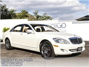 2007 Mercedes-Benz S-Class for sale in Rancho Mirage, California 92270