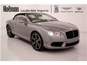 2014 Bentley Continental GTC V8 for sale in Fort Lauderdale, Florida 33304