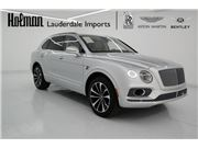 2017 Bentley Bentayga for sale in Fort Lauderdale, Florida 33304