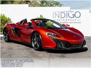 2015 McLaren 650S for sale in Rancho Mirage, California 92270